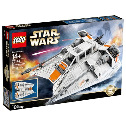Press Release] 75144: Star Wars UCS Snowspeeder to be released on ...