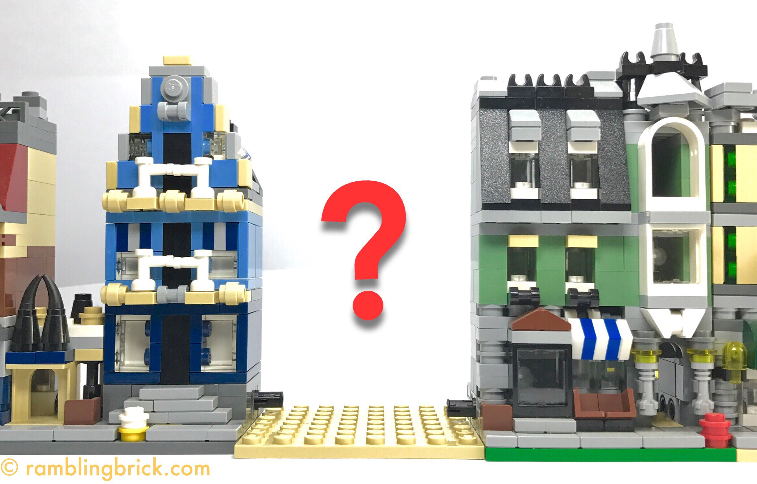 The 10th Anniversary Celebrations For The Lego Creator Modular Buildings Continues Legorebrick Have Just Announced An Opportunity To Win Every Modular
