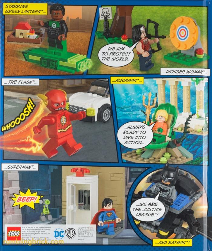 DC Comics Super Heroes: Build Your Own Adventure [Review