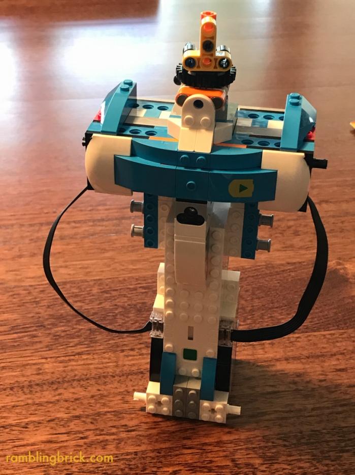 Beginning with Boost I: Meet Vernie | The Rambling Brick