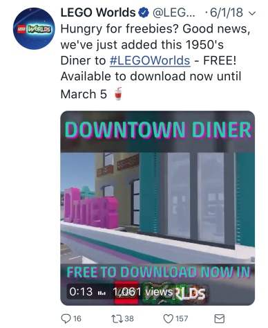 Too Busy to Build: Visiting the Downtown Diner (10260) in LEGO
