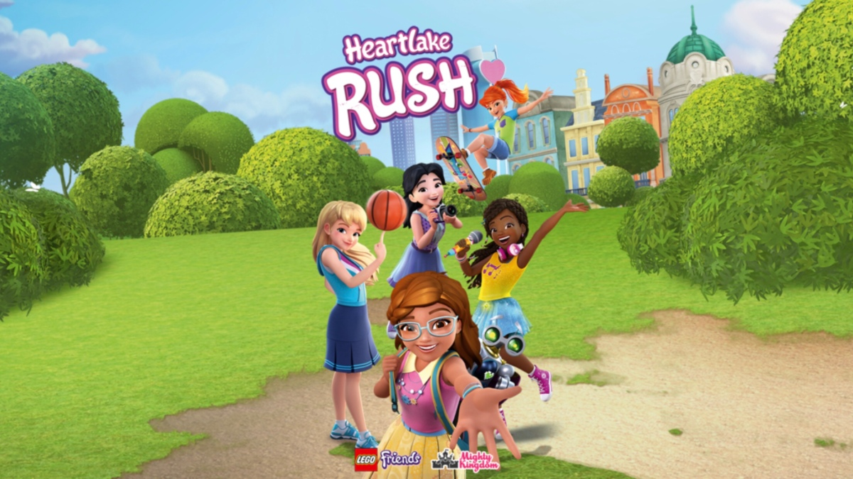Rushing Around Heartlake City With Lego Friends Review Lego