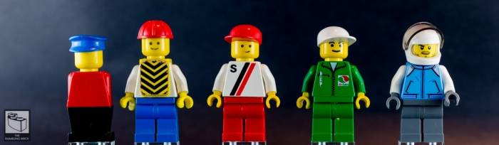 Forty years of minifigures: some of the changes are on the