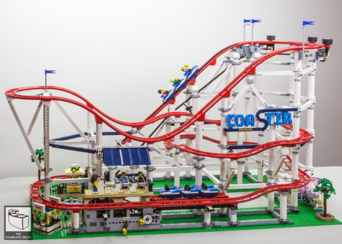 So You Want to Build a Roller Coaster? Roller Coaster 10261