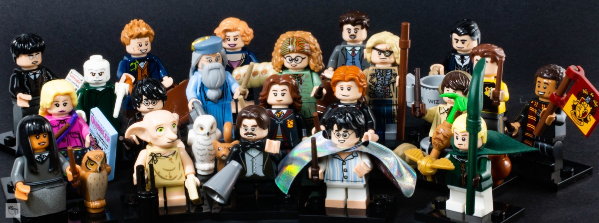 Harry Potter And The Order Of The Figures The Rambling Brick