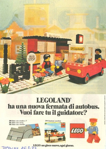 LEGOLAND has a new bus stop. Do you want to be the driver?