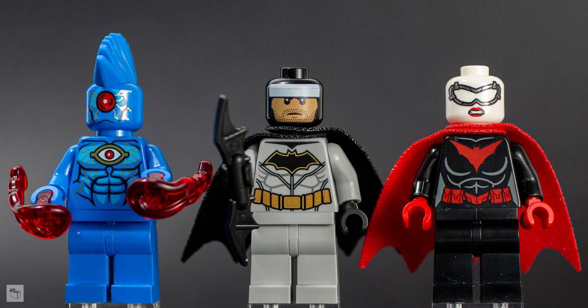 Lego® Super Heroes Minifigur Batman aus Set 76111 Neu