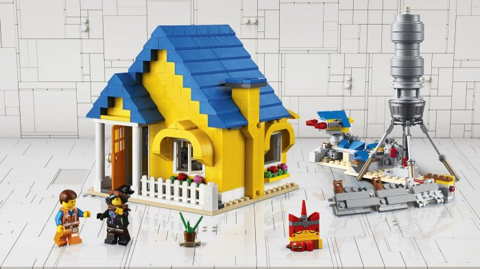 Lego 174 Movie 2 New Trailer And Further Sets Announced