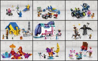 Lego Movie 2 New Trailer And Further Sets Announced News The