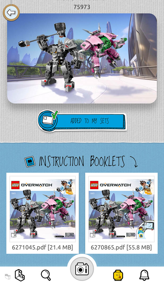 New Instructions Plus Adding a new lease of Life to LEGO