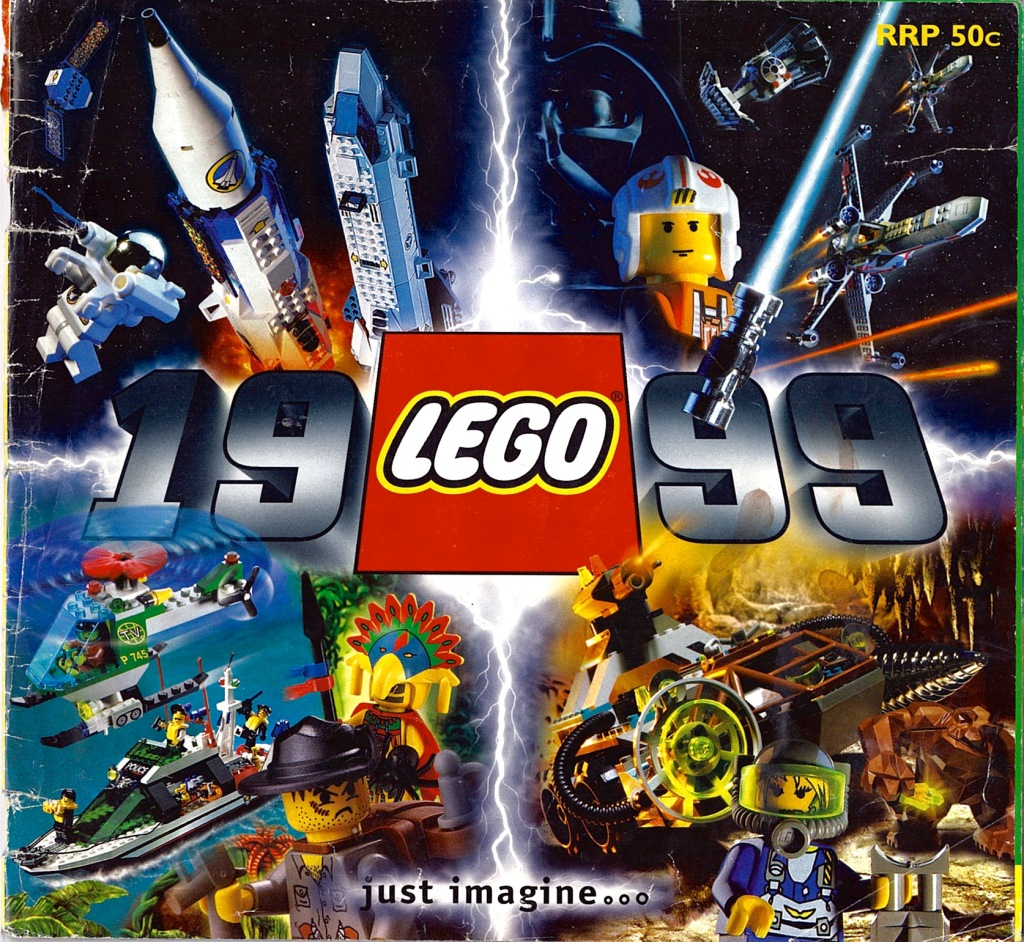 Celebrating 20 Years of LEGO® Star Wars: Advertising Archive