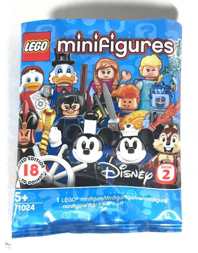 Lego Disney Series 2 JACK SKELLINGTON 71024 in Sealed Bag NEW
