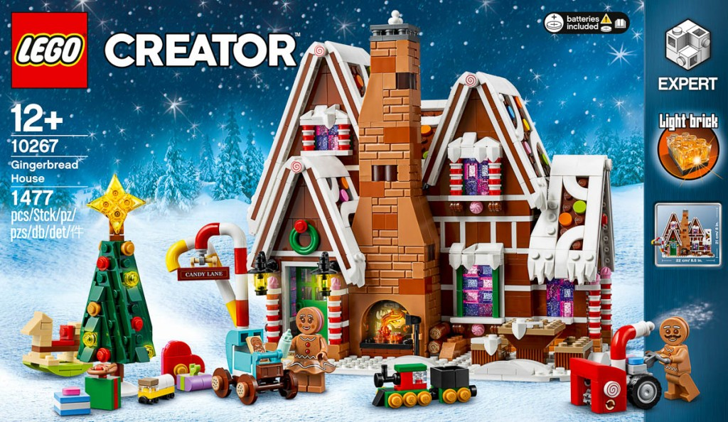 Christmas 2020 Lego Sets winter village | The Rambling Brick