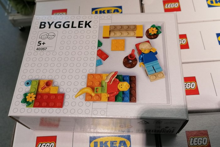 Ikea x LEGO® 2020: Bygglek spotted in the wild   The ...