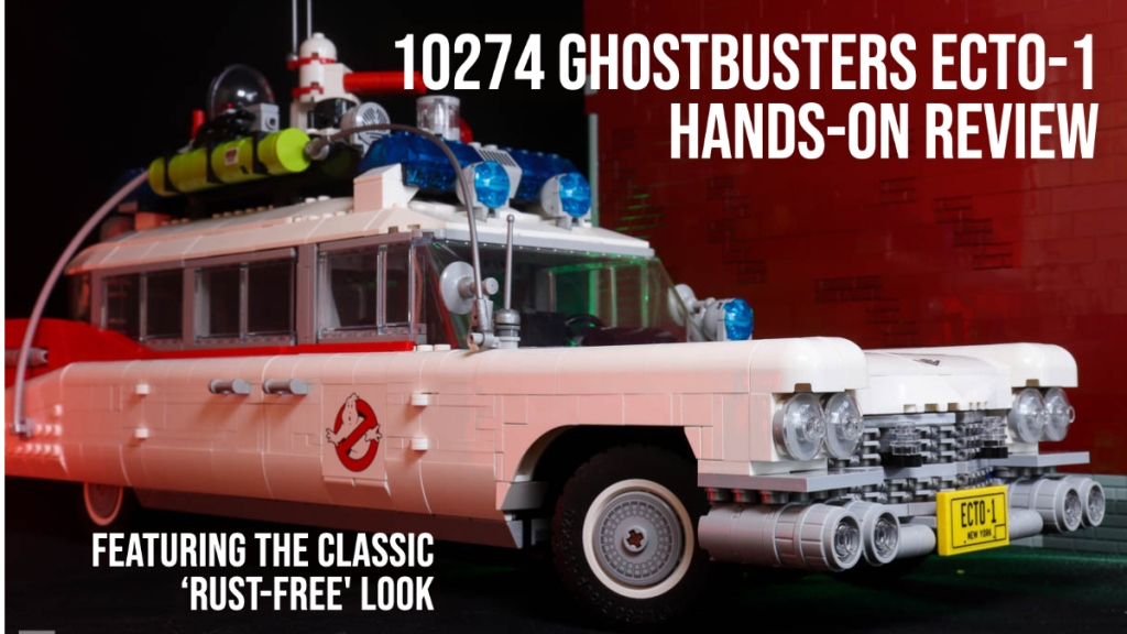 1 ghostbusters number 1 The ecto